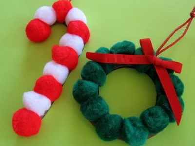Learn How To Make A Christmas Decoration