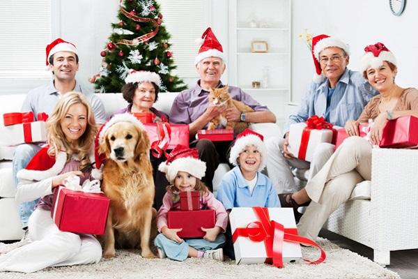 Christmas As Major And Traditional Holiday