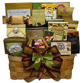Art Of Appreciation Gift Baskets Super Snack Sampler
