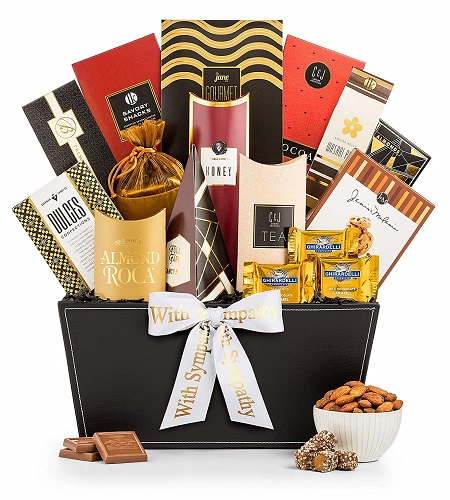 Art Of Appreciation Gift Baskets A Touch Of Home Gourmet Food And Snacks Gift Box