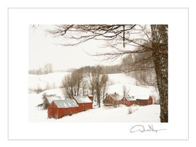 Assorted Holiday Postcard Prints