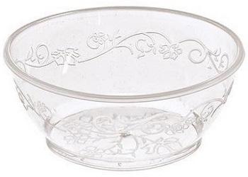 Hanna K. Signature Collection 20 Count D'Vine Plastic Bowl