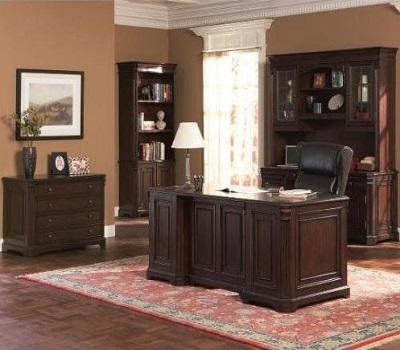 Coast Cherry Valley Home Desk Office