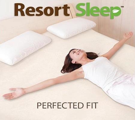 Resort Sleep Queen Size 10 Inch Cool Memory Foam Mattress With 20 Year Warranty