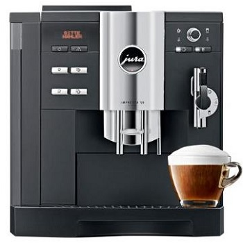 Jura Impressa S9 Classic Black One Touch Expresso Coffee Machine
