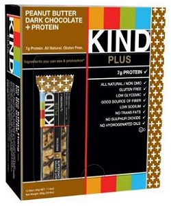 KIND Plus Peanut Butter Dark Chocolate And Protein