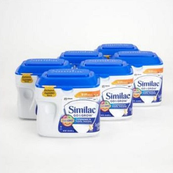 Similac Go And Grow Stage 3 Milk Based Formula