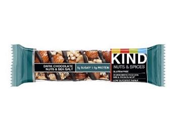 KIND Bars, Honey Roasted Nuts And Sea Salt