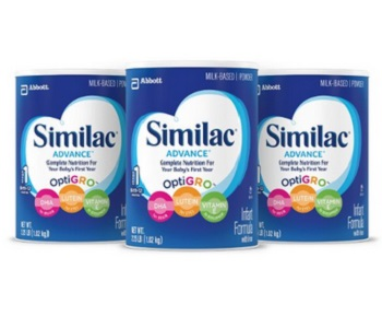 Similac Advance Infant Formula With Iron Stage 1 Powder