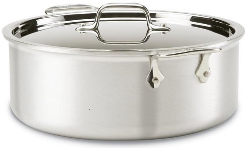 All-Clad MC2 Professional Master Chef 2 Stainless