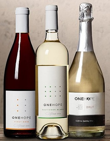 ONEHOPE California White And Sparkling III Wine Mixed Pack