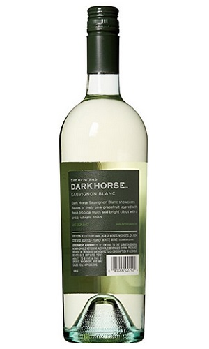 2015 Dark Horse California Sauvignon Blanc White Wine 750 mL