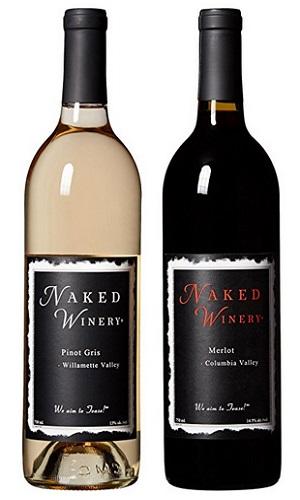 Oregon And Washington Wine Bundle Mixed Pack 2 x 750 mL