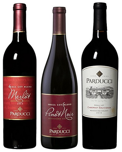 Parducci Wine Cellars Classic 3 Bottle Red Wine