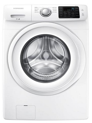 Samsung Energy Star Front Load Washer With Smart Care