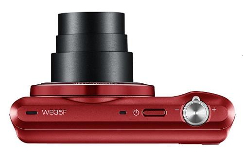 Samsung WB35F 16.2MP Smart WiFi And NFC Digital Camera