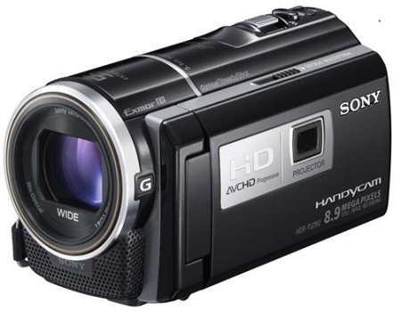 Sony High Definition Handycam 8.9 MP Camcorder With 30x Optical Zoom