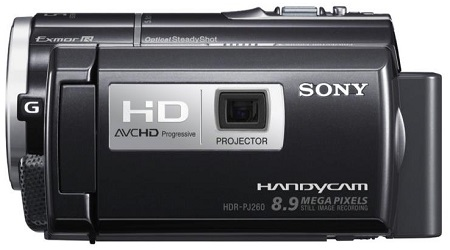 Sony High Definition Handycam 8.9MP Camcorder With 30x Optical Zoom