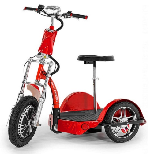 Challenger Mobility X Electric Recreational Mobility Scooter