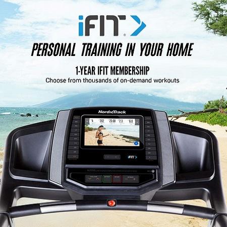 Nordic Track T Series Treadmill