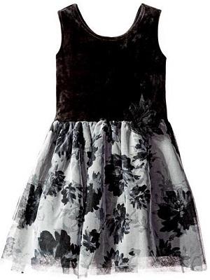 The Children's Place Little Girls Floral Tutu Dress