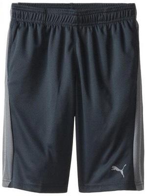 Puma Boys Form Stripe Short