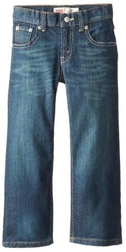 Levi Boys 505 Regular Fit Jean