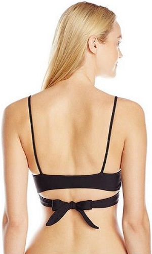 LSpace Women's Chloe Wrap Bikini Top