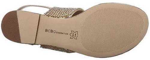 BCBGeneration Womens BG Wander Dress Sandal
