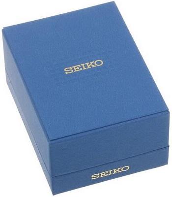 Seiko Women's Silver-Tone Stainless Steel Watch