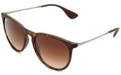 Ray-Ban Womens Erika Round Sunglasses