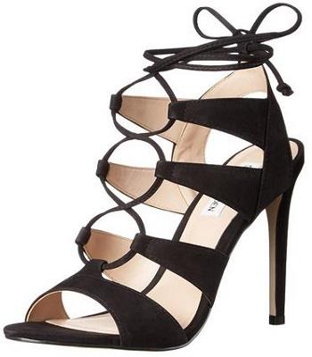 Steve Madden Womens Sandalia Dress Sandal