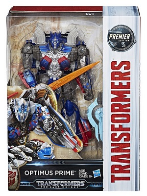 Transformers – The Last Knight Premier Edition Voyager Class Optimus Prime