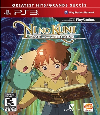 Ninokuni - Wrath Of The White Witch Playstation 3