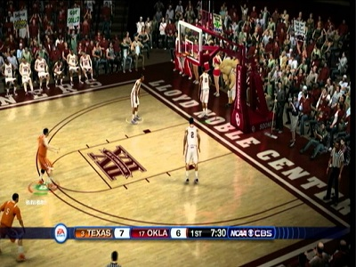 NCAA Basketball 10 – Xbox 360