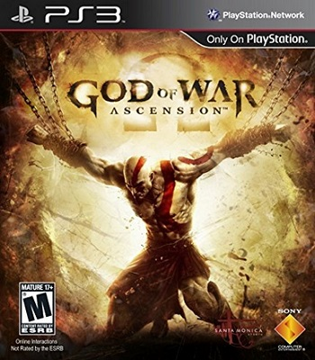 God Of War Ascension Playstation 3