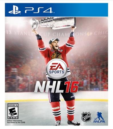 NHL 16 – Playstation 4
