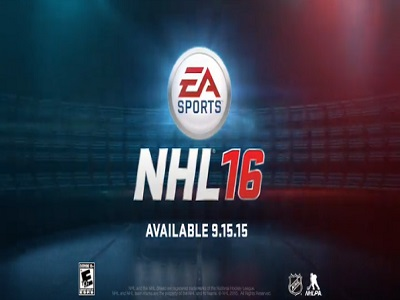 NHL 16 – Playstation 4