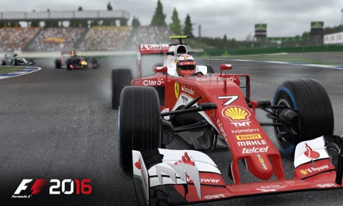 F1 2016 Formula One – Playstation 4