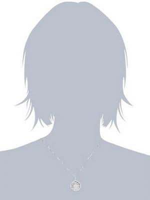 Suzanne Kalan Vitrine White Topaz And Diamond Necklace