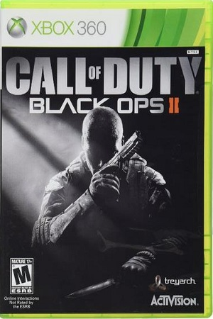 Call Of Duty – Black Ops II – XBox 360