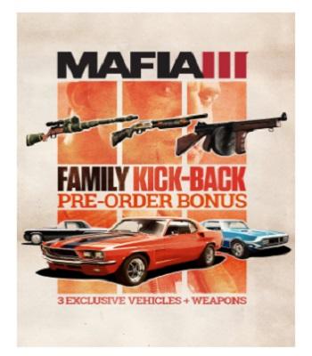 Mafia III – PlayStation 4