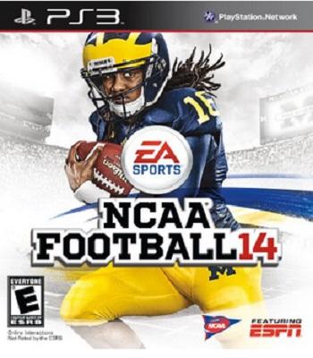 NCAA Football 14 Playstation 3