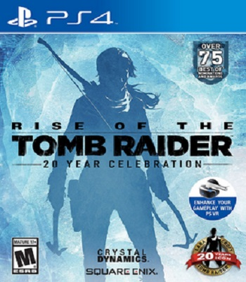 Rise Of The Tomb Raider 20 Year Celebration - Playstation 4