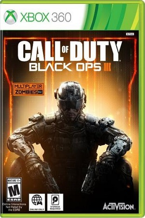 Call Of Duty – Black Ops III XBox 360