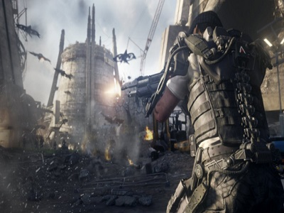 Call Of Duty – Advanced Warfare – XBox One