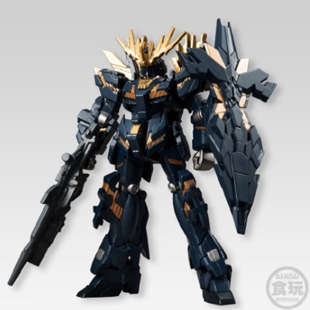 Mobile Suit Gundam Unicorn Action Model Figures