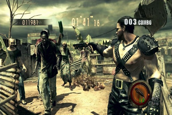Resident Evil 5 Gold Edition Playstation 3