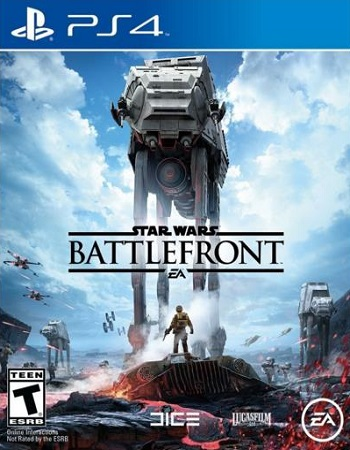 Star Wars Battlefront Standard Edition Playstation 4