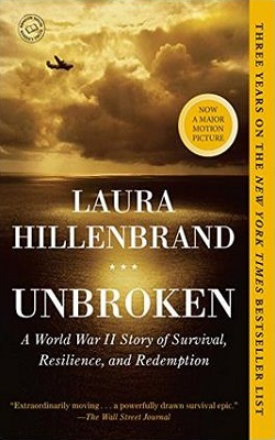 Unbroken – A World War II Story Of Survival, Resilience And Redemption